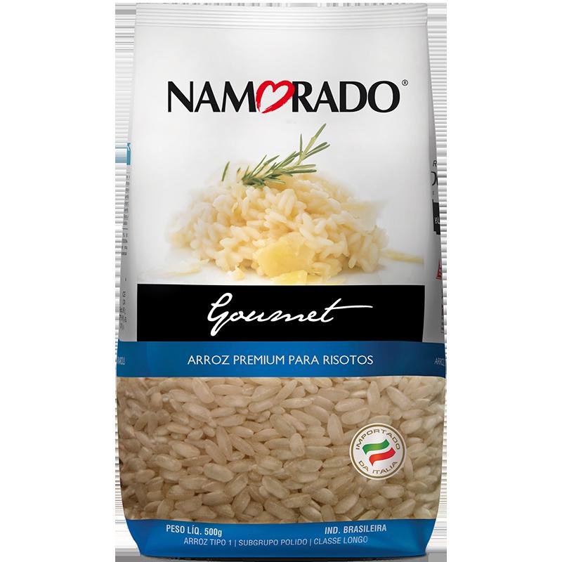 Arroz Premium Para Risotos Gourmet (500g)